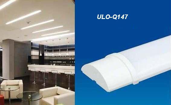 Светодиодные накладные светильники серии ULO-Q147 и ULT-Q218